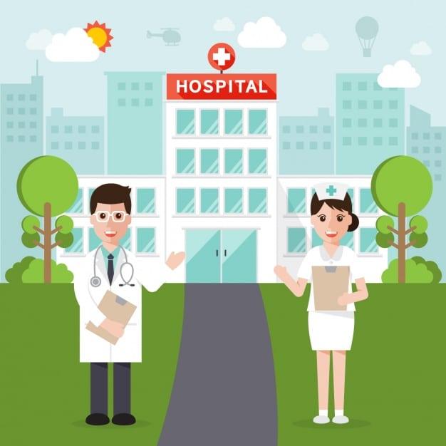 doctors-posing-hospital