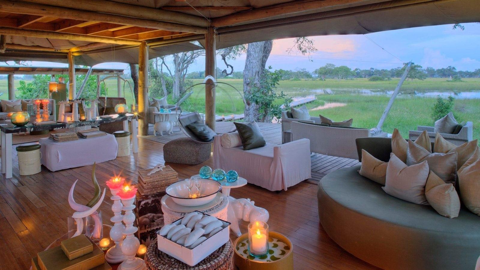 Beyond Xaranna Okavango Delta Camp, Botswana